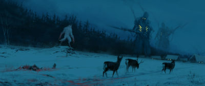 1863 – after party, Jakub Rozalski_01