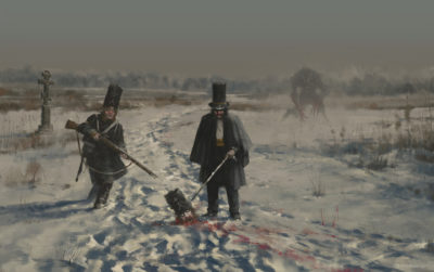 1863 – don't lose your head, Jakub Rozalski_01