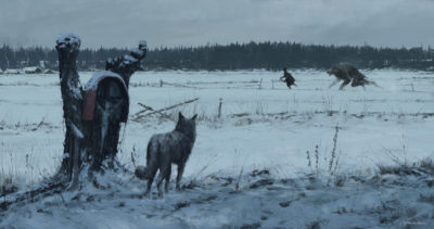 1863 – someone to blame, Jakub Rozalski_01