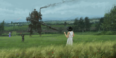 1920 – long time no see, Jakub Rozalski_01