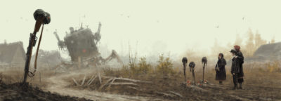 1920 – price of glory, Jakub Rozalski_01