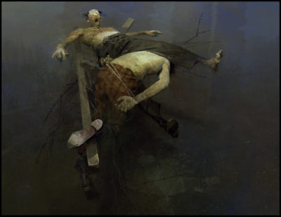 Concept art for Dishonored 2 Drowned, Sergey Kolesov_08