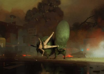 Escape, Sergey Kolesov_01