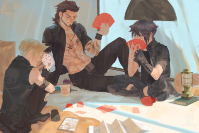 FFXV log by awanqi_1
