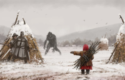 Good girl, Jakub Rozalski_01