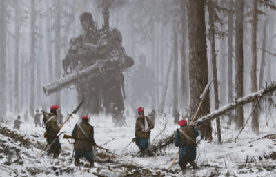 January 1863, Jakub Rozalski_01