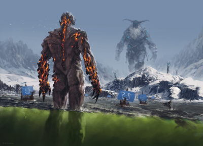The Ancients, Jakub Rozalski_01