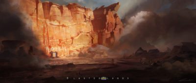 WOW Blasted lands-诅咒之地 Blasted lands_LIN, LIN ._01
