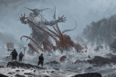 Ymaar – the ancient protector, Jakub Rozalski_01