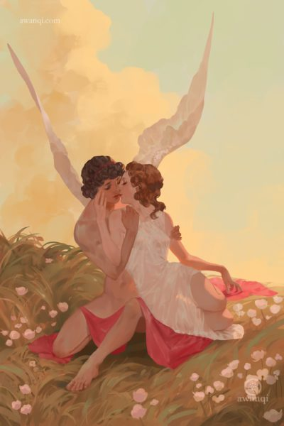 cupid and psyche, aw anqi_01