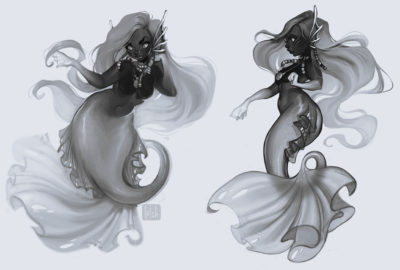 mermaid, Lois van Baarle_01