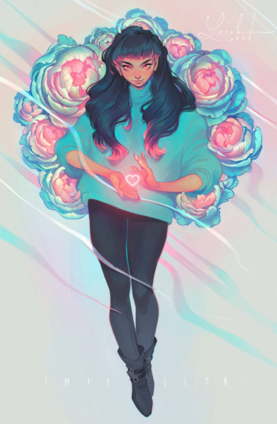one million, Lois van Baarle_01