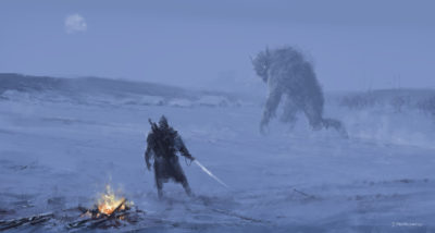 silent night, Jakub Rozalski_01
