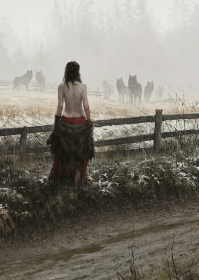 true nature, Jakub Rozalski_01