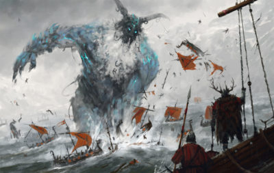 where the brave shall live forever, Jakub Rozalski_01