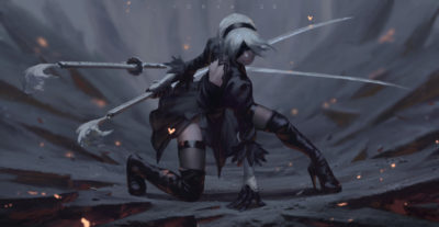 __yorha_no_2_type_b_nier_series_and_etc_drawn_by_guweiz__b6f0799a9cecde9a84a4adc7fe234615