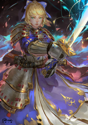 SABER 侍 by QMO