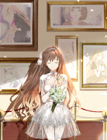 Forever Seven Days, Forever 7th Capital, white dress character