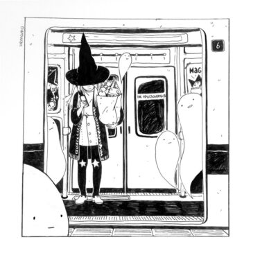 lonely witch