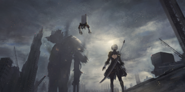 NieR:Automata cg wallpaper