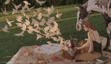 artworks by artist zhang xi