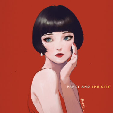 Party in the city (Rework), HAREN (Kim Han seul)_01